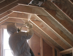 attic insulation installations for New York